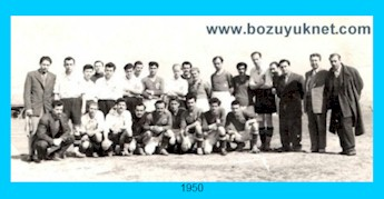 Bozüyükspor Tarihi